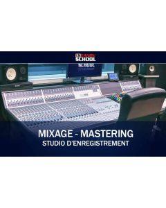 Mixage - Mastering