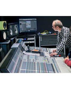 Studio Analogique avec Cabine de voix