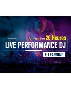 Formation DJ - Live Performance à Distance 20 Heures