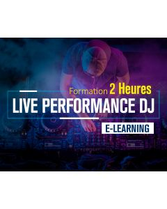 Formation DJ - Live Performance à Distance 02 Heures