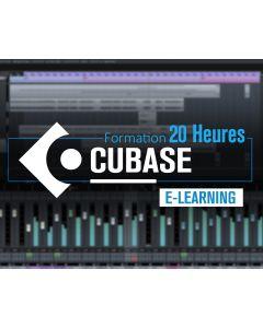 Formation Cubase Expert Pro - 20 heures à distance