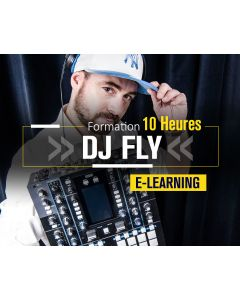 Formation DJ FLY - Triple Champion du Monde - 10 H E-Learning
