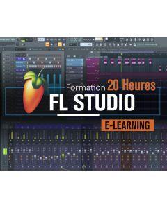 Formation FL Studio Expert - 20 heures à distance