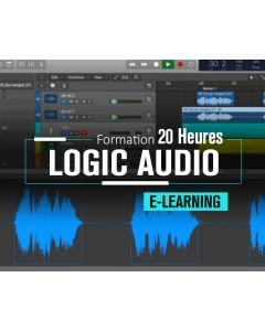 Formation Logic Pro Expert - 20 heures à distance