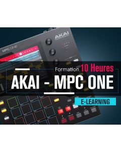 Formation Mpc One Akai - 10 heures