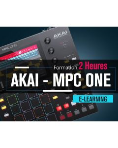 Formation Mpc One Akai - 2 heures