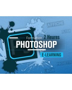 Formation Photoshop E-Learning 02 Heures