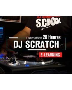 Formation Scratch 20 Heures à Distance
