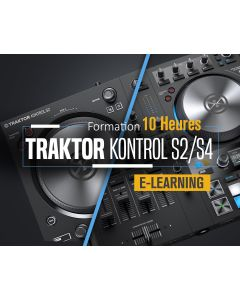 Formation TRAKTOR - S2 - S4 - Z2 - 10 heures à distance