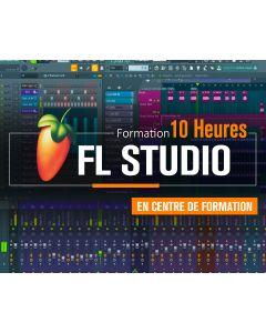 Formation FL Studio Expert - 10 heures Présentiel