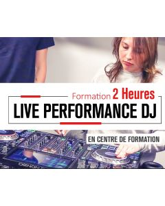 Cours Particuliers DJ 2 Heures