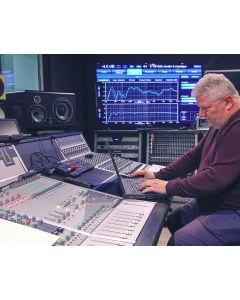 Ingénieur Son en Studio Enregistrement