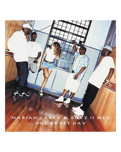 Maria Carey feat Boyz II Men - one sweet day