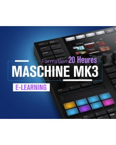 Formation Maschine Native Instruments 20 Heures