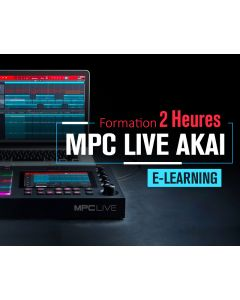 Formation MPC Live Akai E-Learning - 2 heures