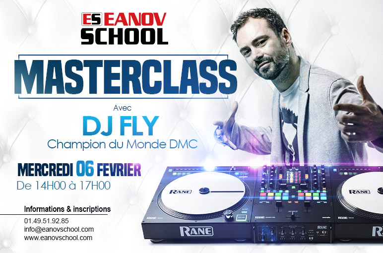 Masterclass  DJ FLY
