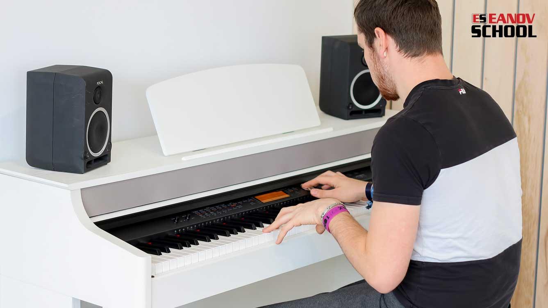 Pourquoi Apprendre le piano dans nos formations