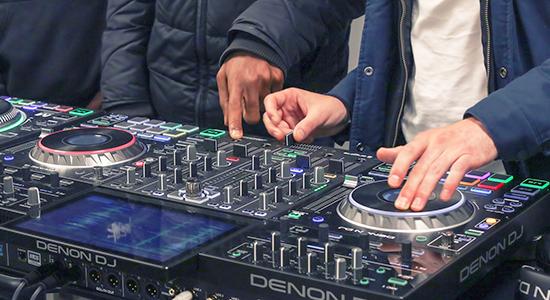 Masterclass DENON DJ - PRIME 4