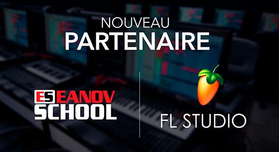 FL STUDIO notre nouveau partenaire !