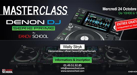 Masterclass DENON DJ