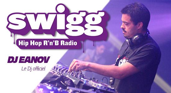 DJ Eanov sur Swigg Radio